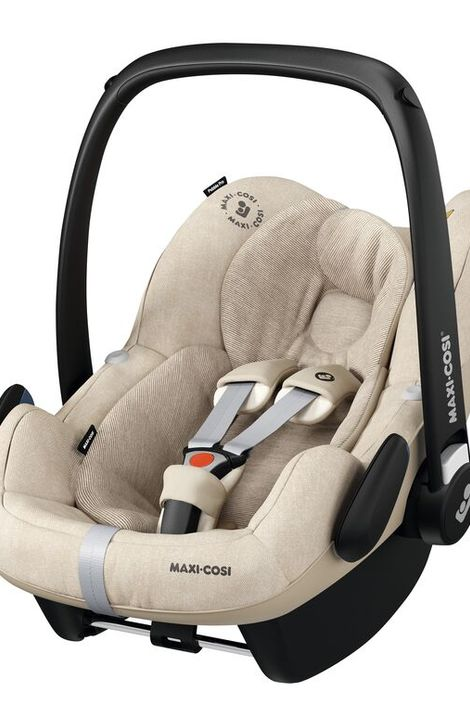 Maxi Cosi Pebble Pro iS Nomad Sand_13812