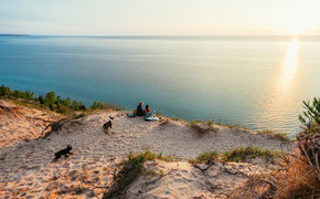 Dune Hike Empire 6119.jpg Traverse City Tourism